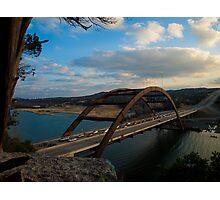 Austin 360 Bridge Photographic Print
