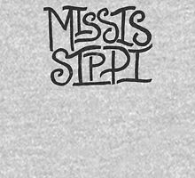 Mississippi Lettering Hoodie