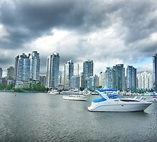 Yaletown Mariner Too by reuphiri