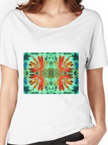 Headdress (Fossil Coral) Women's Relaxed Fit T-Shirt