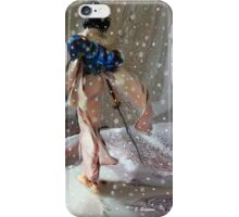 FEMALE SAMURAI iPhone Case/Skin
