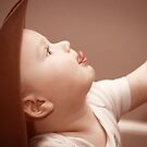 Little Buckaroo Deep in Concentration... by kristideephotog
