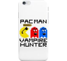 Pac Man: Vampire Hunter iPhone Case/Skin
