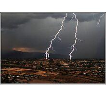 Tucson Double Photographic Print