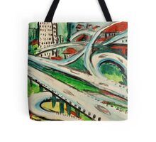 Urban Sketch  Tote Bag