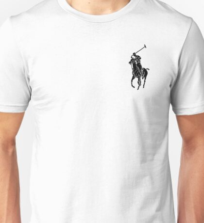 Jockey Design Unisex T-Shirt