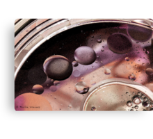 In the distant universe Canvas Print