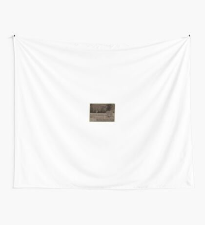 Tucked Away Wall Tapestry