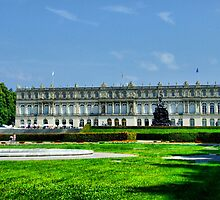 King Ludwig II Castle - Germany by Daidalos