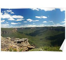Grose Valley, Blue Mountains  Poster