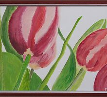 the Tulips by RosiLorz