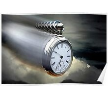 As time flys By Poster