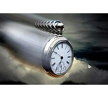 As time flys By Photographic Print