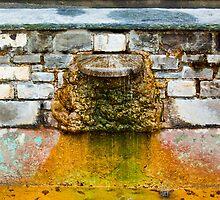 Technicolor Fountain in Nyon by Justin Garofoli