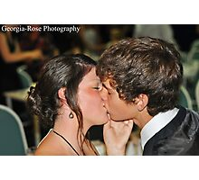 Tayla and Justin Photographic Print