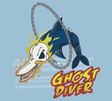 Marvel Whales - The Ghost Diver! Kids Clothes