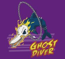 Marvel Whales - The Ghost Diver! by SevenHundred