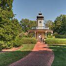 St. Louis Botanical Gardens by Marilyn Cornwell