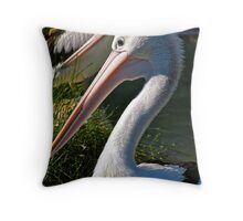 Reflections of me ..... Throw Pillow