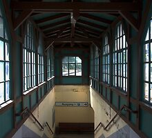 Cranzahl Station - Exits by Eric Strijbos