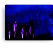 Stamens Forest Canvas Print