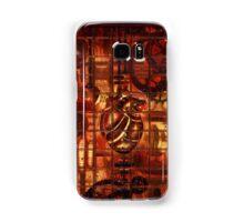 Steampunk Coronary Clockwork Gears Samsung Galaxy Case/Skin