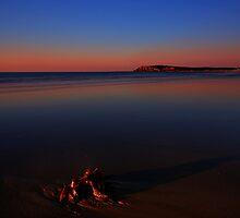 Sunrise Ocean Grove Main Beach - Ocean Grove by Graeme Buckland