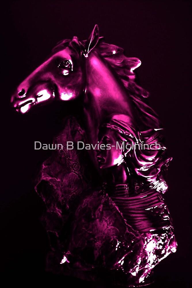 Heart Of A Woman by Dawn B Davies-McIninch