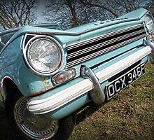 Triumph Herald 13/60 by Harry Roberts