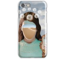 Lady of the Dunes iPhone Case/Skin