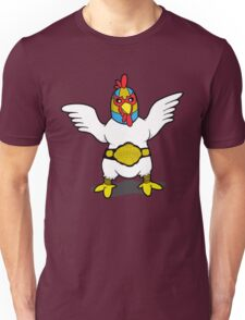 El Diablo - Fighting Chicken T-Shirt