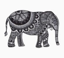 Boho Elephant by sasstumblr