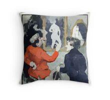 Jules Alexandre Grün Artists Studio Throw Pillow