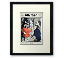 Jules Alexandre Grün Artists Studio Framed Print
