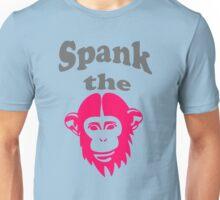 Spank The Monkey Unisex T-Shirt