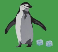Chinstrap Penguin Baby Tee
