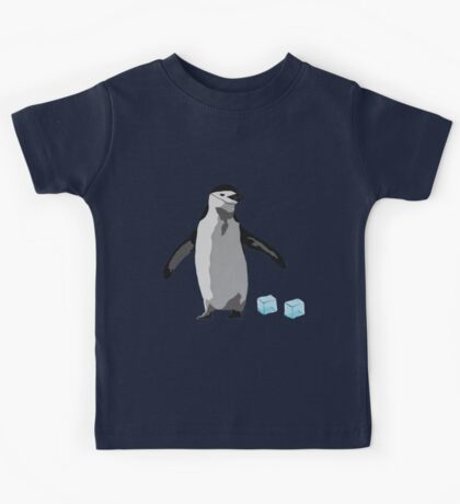Chinstrap Penguin Kids Tee