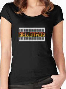 Mellotron Vintage Synth Women's Fitted Scoop T-Shirt