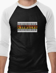 Mellotron Vintage Synth Men's Baseball ¾ T-Shirt