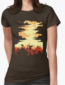 Valley Defenders Womens T-Shirt