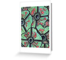 Poppies 4 rememberance Greeting Card