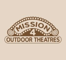 Mission 4 Outdoor Theatres by Blackwing