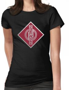 Wonderful Neumann Microphones Womens Fitted T-Shirt