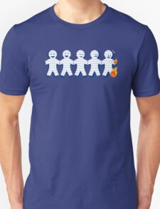 Paperman Fire Unisex T-Shirt