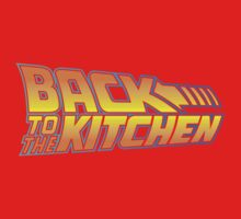 Back to the Kitchen One Piece - Long Sleeve