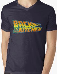 Back to the Kitchen Mens V-Neck T-Shirt