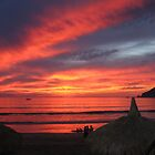 Mazatlan sunset by lifeisgoodheidi