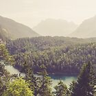 Zugspitzblick - Austrian Alps by Brixhood