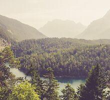 Zugspitzblick - Austrian Alps by Brixhood