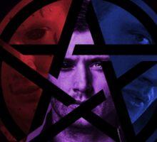 Supernatural - Dean the Demon Sticker
